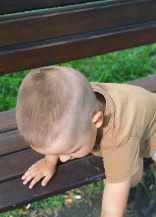 Детская стрижка