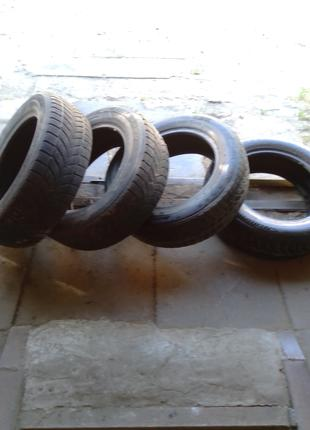 Автошины б/у Lassa 185*65*R15 (цена за к-т)