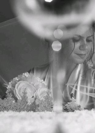 Профессиональная фото/видео съёмка. Свадьбы, крестины и другое