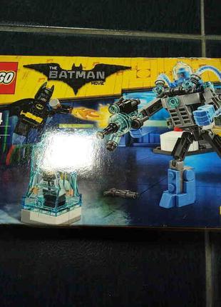 Конструктор LEGO The Batman Movie Ледяная aтака Мистера Фриза ...