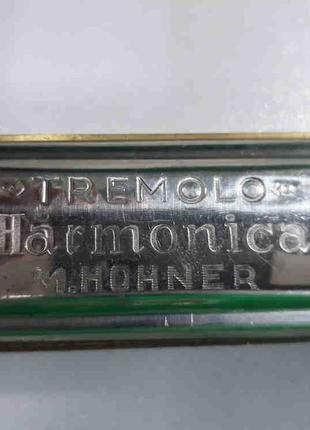 Губная гармошка Hohner Tremolo Harmonica