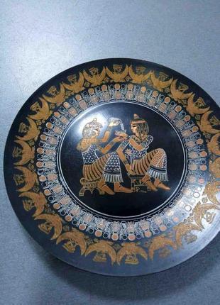 На подарок увенирное блюдце El-Shami hand made in Egypt