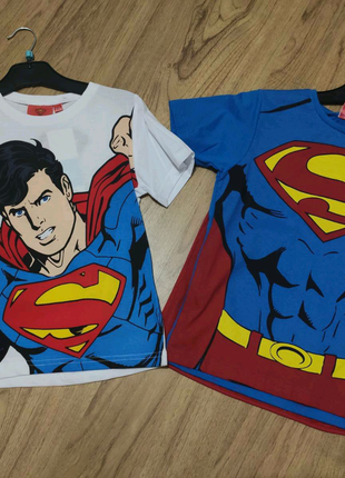 Футболка детская супермен