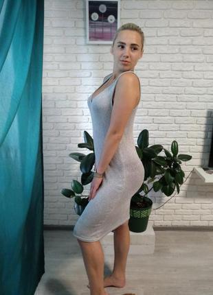 Платье. натуральный шелк. шик!