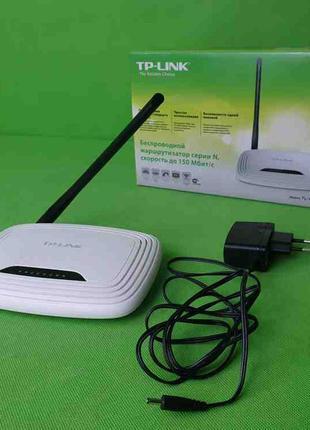 Wi-Fi-роутер TP-Link TL-WR740N