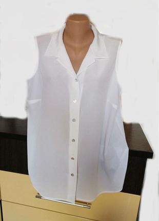 Непревзойденная  классика   белая блузка