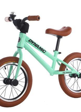 """Беговел Велобег Велосипед без педалей BALANCE 14 Dynamic 14"""" 3..."""