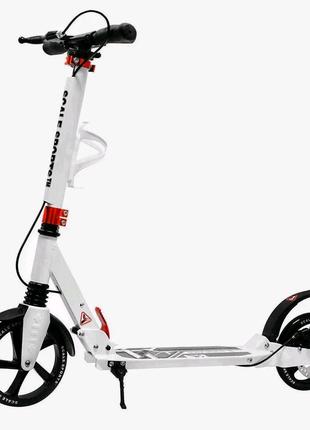 Самокат Scale Sports USA городской складной алюминиевый профиль
