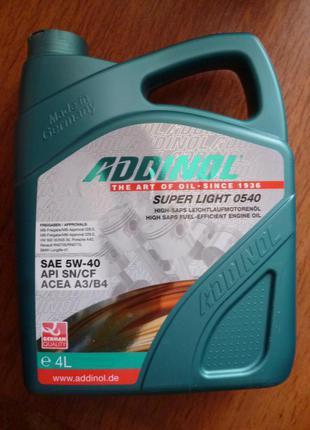 4L ADDINOL Super Light 0540