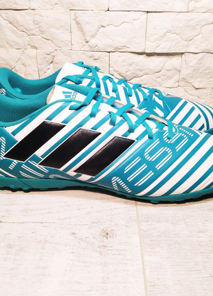 Сороконожки 46 Adidas Nemeziz Messi 17.4. Оригинал!