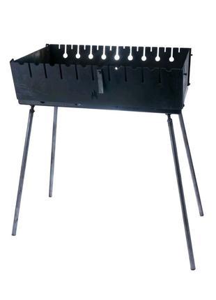 Мангал-чемодан - 6 шп x 2 мм (горячекатаный)