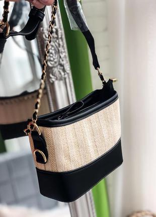 Сумка сумочка пресс кожа и текстиль
