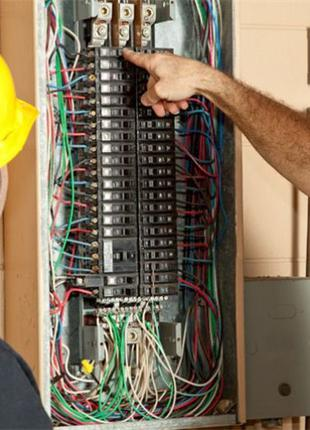 Услуги электрика, электро монтажа в Одессе любой сложности