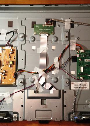 Телевизор Philips 40pft4100/12 на запчасти