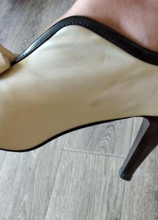 Туфли женские на каблуке размер 40