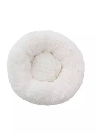 Лежанка 60 см для кота,подстилка, подушка, домик для кота кошки с