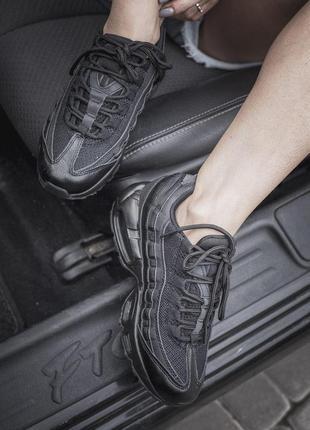 Кроссовки женские 💥 nike air max 95 топ качество 💥 кроссовки найк