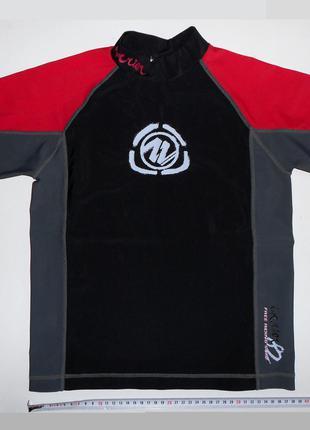 Солнцезащитная пляжная футболка гидромайка  Superior Next