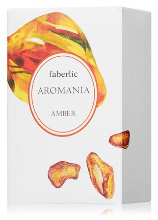 Туалетная вода для женщин Aromania Amber Faberlic Амбер Фаберлик