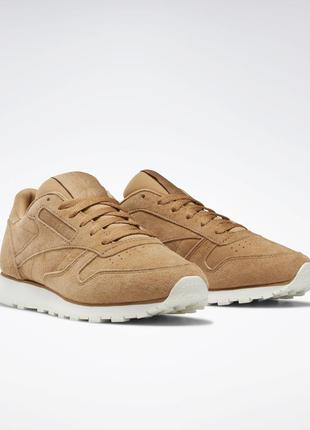 Кроссовки reebok classic leather dv8507