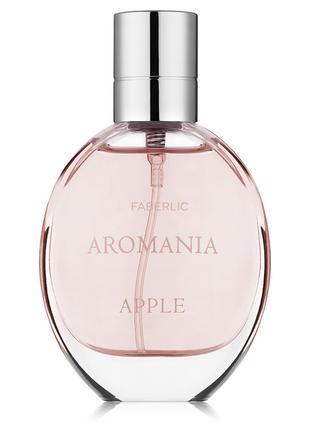 Туалетная вода для женщин Aromania Apple Faberlic Яблоко Фаберлик