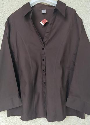 Женская рубашка блузка