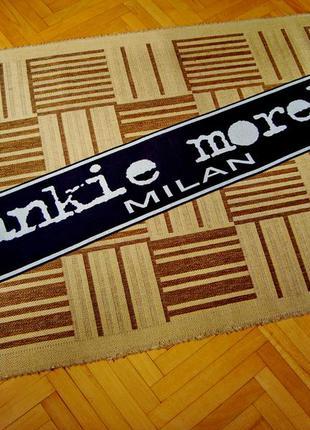 Frankie morello milan, италия, оригинал, шарф.