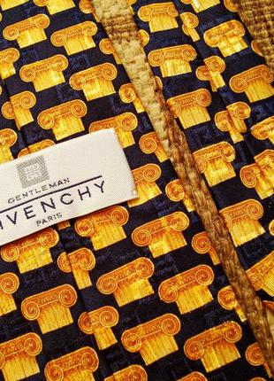 Givenchy, 100% шелк, оригинал, галстук.