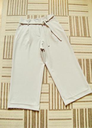 Weekend max mara, оригинал, кюлоты, брюки, бриджи, размер 32.