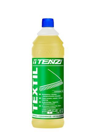Для чистки ковров и ковровых покрытий Tenzi Textil, PH 9, 1 л
