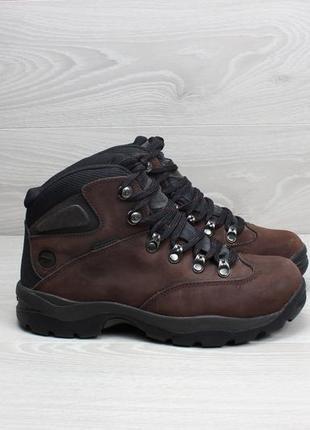 Зимние кожаные ботинки Hi-tec waterproof, размер 39