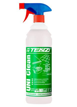 Обезжириватель поверхностей Tenzi Uni Clean Gt, PH 13, 0,75 л