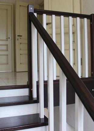 Изготовление деревяных лестниц  ,монтаж ,реставрация