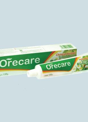Зубная паста ORECARE