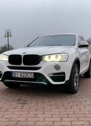 BMW X4 F26 шрот разборка розборка запчасти цапфа фонарь стартер