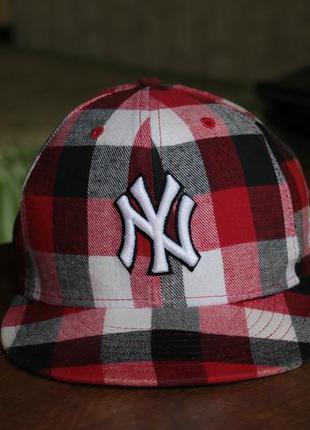 Бейсболка new era 59fifty mlb new york yankees fitted baseball...