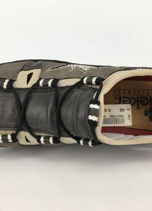 Мужские  сандалии Rieker 43 на 42 размер оригинал