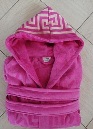 Женский махровый халат халат, пр-во турция, в наличии размеры ...