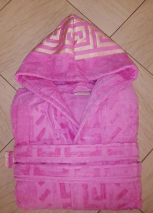 Женский махровый халат халат , пр-во турция, в наличии размеры...