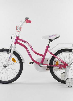 """Велосипед 18"""" дюймов 2-х колёсный """"CORSO"""" Т-67104"""