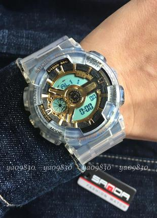 Женские часы sanda sport watch