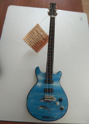 Kопия гитары Боба Марли Washburn 22 series Hawk