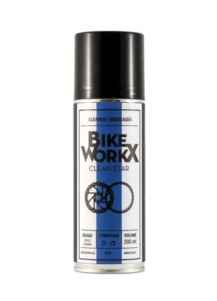 Очиститель BikeWorkX Clean Star