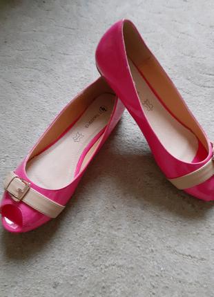 Туфли балетки 39-й размер