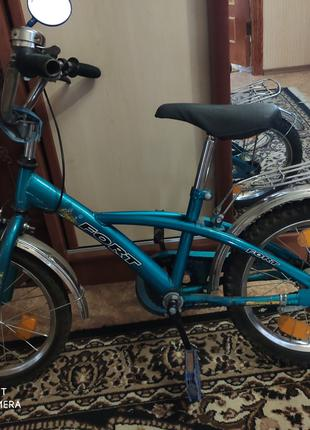 Детский велосипед FORT