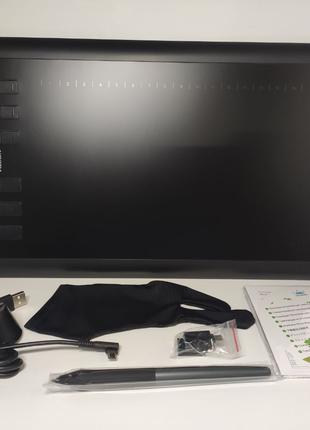 Графический планшет Huion H1060P с перчаткой