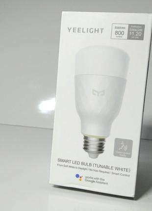 Лампочка Xiaomi Yeelight Led холодный-тёплый