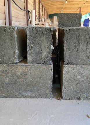 Арболит ( блоки , шлакоблок)