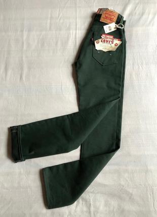 Джинсы levi's vintage clothing lvc 505 1967 год,новые с бирками