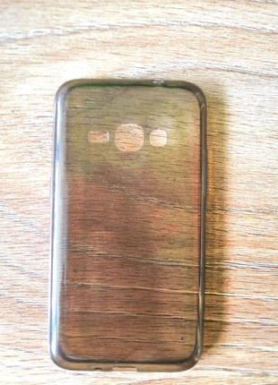 Чехол для телефона Samsung. Силиконовый чехол. Бампер.